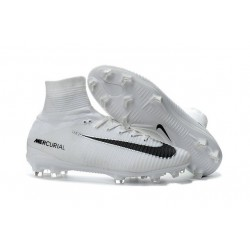 Nike Zapato de futbol Mercurial Superfly 5 Dynamic Fit FG - Blanco Negro
