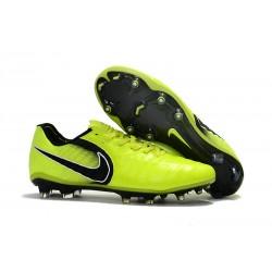 Nuevo Botas de Fútbol Nike Tiempo Legend 7 FG - Verde Negro