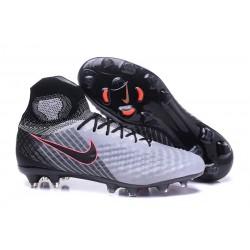 Nuevo Zapatos de Futbol Nike Magista Obra II FG - Gris