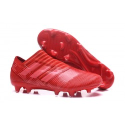 Bota de fútbol adidas Nemeziz Messi 17+ 360 Agility FG - Rojo