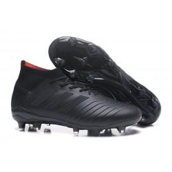 Botas de Fútbol Adidas Predator 18.1 Fg para Hombre - Negro