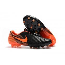 Nike Magista Opus II FG Zapatillas de Futbol - Negro Naranja