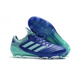 Nuevo adidas Copa 18.1 FG 2018 Zapatos de Futbol - Azul