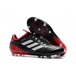 Nuevo adidas Copa 18.1 FG 2018 Zapatos de Futbol - Negro Blanco Rojo