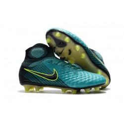 Nike Magista Obra 2 FG Botas de Futbol - Azul