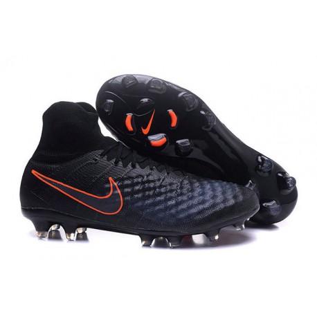 100% authentic 8480c 6ff88 ... academy df fg dark grey black total orange new zealand botas de fútbol nike  magista obra ii fg 71baf b5a50 ...