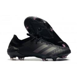 Bota adidas Predator Mutator 20.1 Low Cut FG Negro