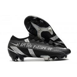 Botas Nike Mercurial Vapor 13 Elite FG Future Negro Plata