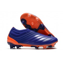 Zapatillas de Futbol adidas Copa 20+ FG Violeta Verde