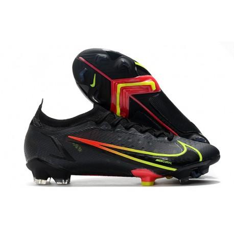 Nike Bota Mercurial Vapor 14 Elite FG Negro Cyber Off Noir