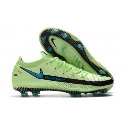 Nike Phantom Generative Texture GT Elite FG Verde Azul