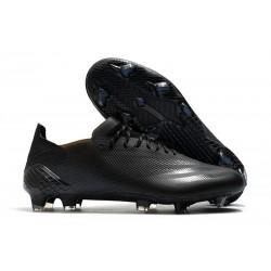 adidas X Ghosted.1 FG Zapatillas de fútbol Hombre Negro Gris