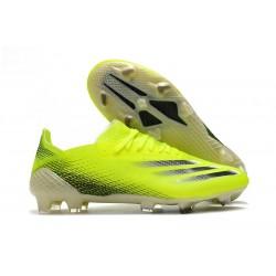 adidas X Ghosted.1 FG Zapatillas Amarillo Solar Negro Azul Royal