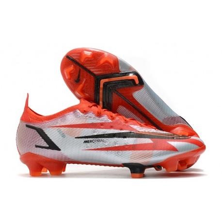 Nike Mercurial Vapor XIV Elite FG Chile Rojo Negro Blanco Naranja