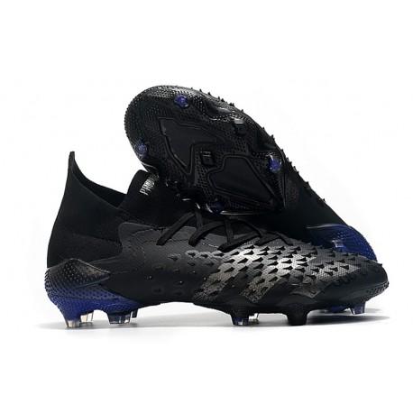 Bota adidas Predator Freak.1 FG Negro Hierro Metálico Tinta