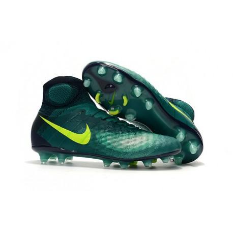 46bcf6dad83b3 Nike Magista Obra 2 FG Zapatos de Futbol -Verde