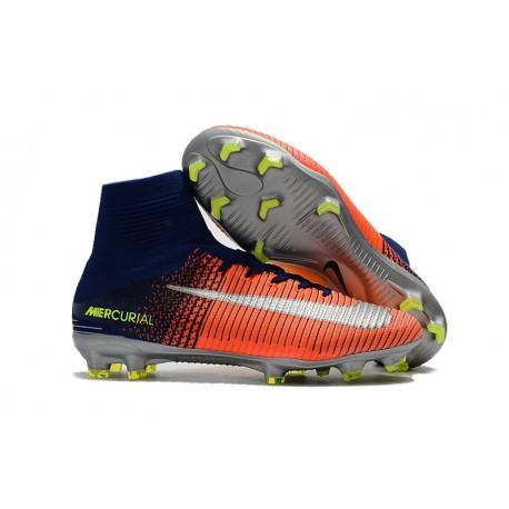 Nike Botas de fútbol Mercurial Superfly 5 DF FG ACC -