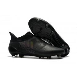 Bota de Fútbol adidas X 17+ Purespeed FG - Negro