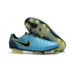 Nike Magista Opus Ii Tc Fg Botas de Fútbol para Hombre - Azul