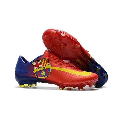 buy online b5a62 72100 Tacos de Botas Nike Mercurial Vapor XI FG