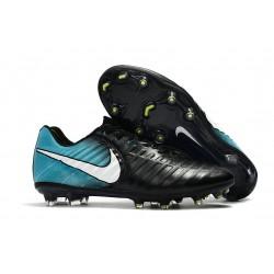 Nuevo Botas de Fútbol Nike Tiempo Legend 7 FG - Negro Azul