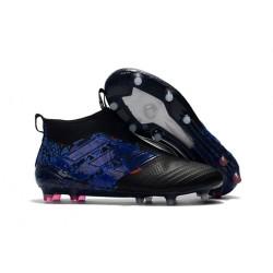 adidas Ace 17 + Purecontrol FG Zapatos de futbol Dragon Negro Azul