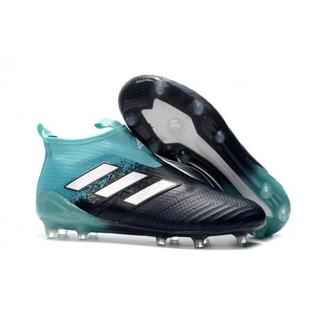 pretty nice 87a06 a34fd Botas de fútbol Adidas ACE 17+ Pure Control FG - Negro Azul