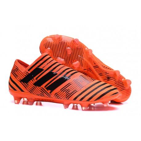 De 17360agility Botas Nemeziz Messi Nuevas Naranja Fubol Negro Adidas Fg TlJFK1c