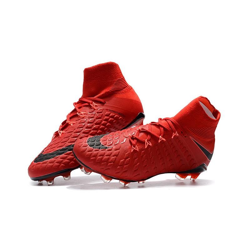 newest fac9e 52aca ... Nike Hypervenom Phantom III DF FG Nuevas Tacos de Futbol ...