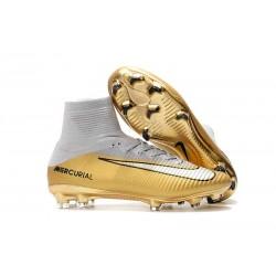 Nike Mercurial Superfly 5 DF FG Hombres Zapatillas de Fútbol -