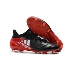 Botas de Fútbol Hombre adidas X 17.1 Fg - Negro Rosso