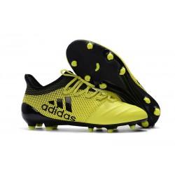 Botas de Fútbol Hombre adidas X 17.1 Fg - Giallo Negro