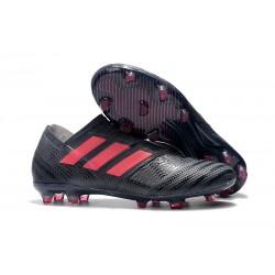 adidas Nemeziz Messi 17+ 360 Agility FG Zapatillas de Futbol - Negro Rosa