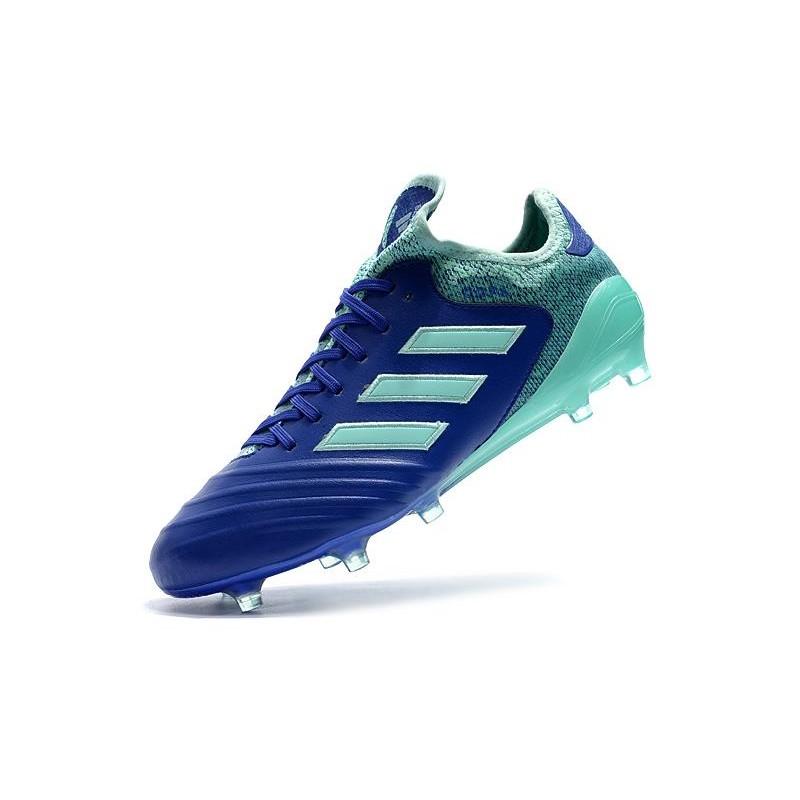 Nuevo adidas Copa 18.1 FG 2018 Zapatos de Futbol Azul