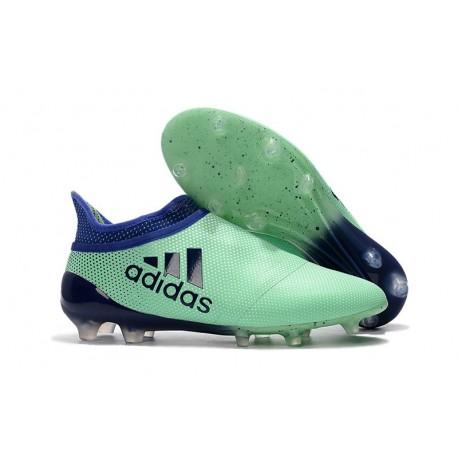 X Nuevo Negro Adidas Fg Purespeed Verde Fútbol Zapatos 17 De B4vqTWvp