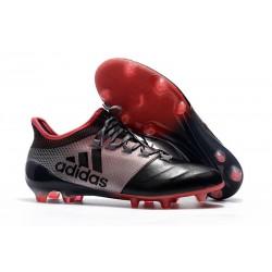 adidas X 17.1 Fg Nuevo Zapatillas de Futbol - Rosa Negro