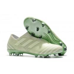 adidas Nemeziz Messi 17+ 360 Agility FG Zapatillas de Futbol - Verde