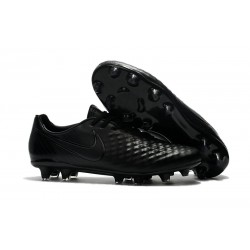 Nike Magista Opus Ii Tc Fg Botas de Fútbol para Hombre - Negro