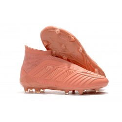 Adidas Predator 18+ FG Botas de Futbol - Rosa