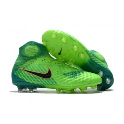 Nike Magista Obra 2 FG Botas de Futbol - Verde