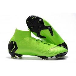 Botas de Fútbol Nike Mercurial Superfly VI 360 Elite FG - Verde Nergo