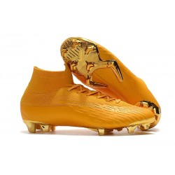 Nike Mercurial Superfly 6 Elite DF FG - Oro