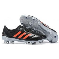 adidas Copa 19.1 FG Nuevas Zapatos de Fútbol - Negro Rojo