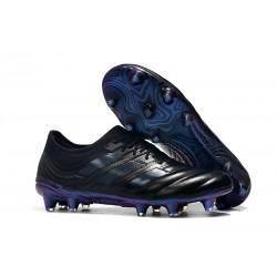adidas Copa 19.1 FG Nuevas Zapatos de Fútbol - Negro Azul