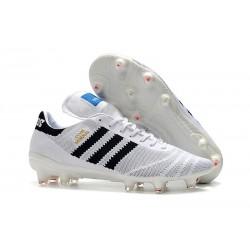 adidas Copa 70Y FG Zapatos de Fútbol - Blanco