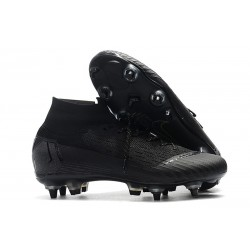 Zapatillas Nike Mercurial Superfly 6 Elite SG-Pro Negro