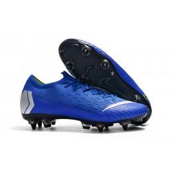 Nike Mercurial Vapor XII Elite SG-Pro AC Azul Metal