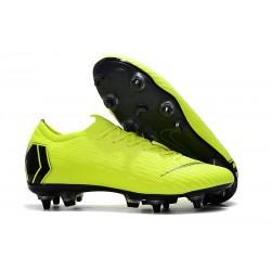Nike Mercurial Vapor XII Elite SG-Pro AC Voltio Negro
