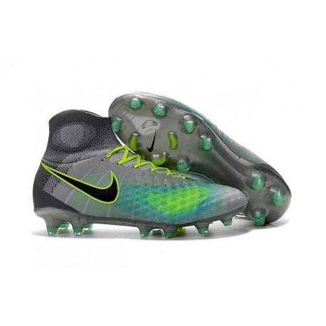 11bb7603be1 Botas de fútbol Nike Magista Obra II FG - Gris