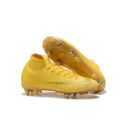 Zapatillas Nike Mercurial Superfly 6 Elite SG-Pro Amarillo